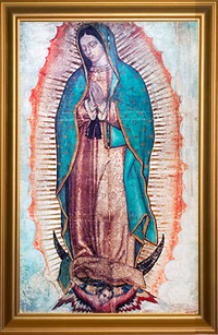 Our Lady of Gaudelupe