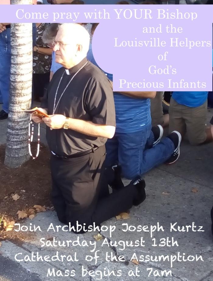 Archbishop August 2016